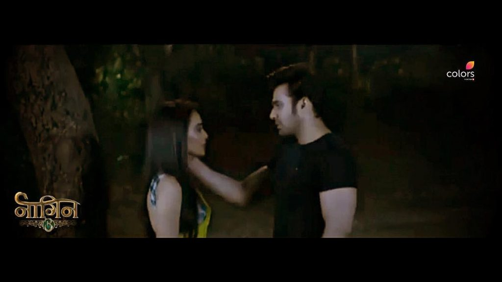 Behir Love Confession in naagin 3
