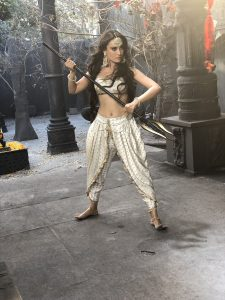 Bela's Tandav in Naagin 3
