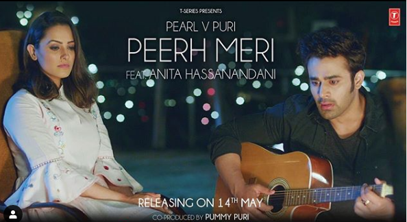 Peerh Meri Song Lyrics- Pearl V Puri & Anita Hasanandani