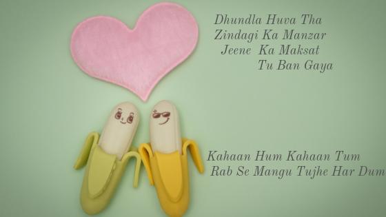 Kahaan Hum Kahaan Tum Show Title Track Lyrics