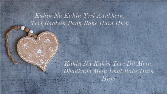Tu Har Lamha Lyrics Arijit Singh Khamoshiyan