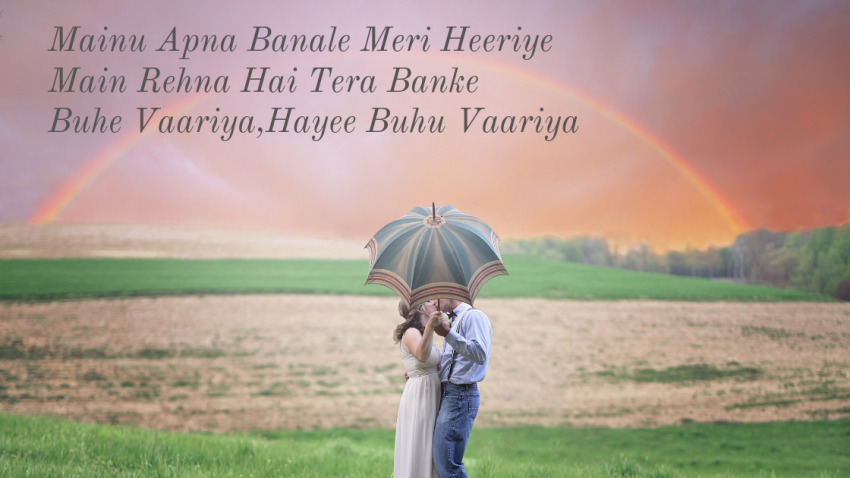 Darshan Rawal Hawa Banke Lyrics