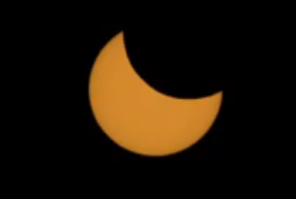 Ring of fire annular eclipse 2019 images