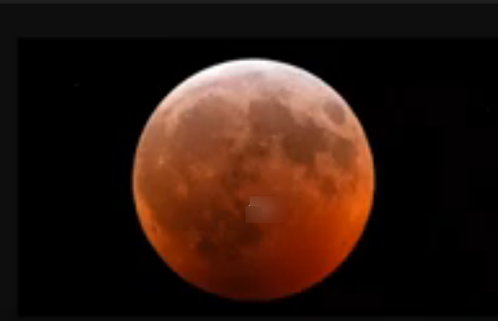Lunar Eclipse 2020