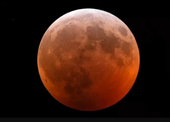 Wolf Moon Eclipse January 2020