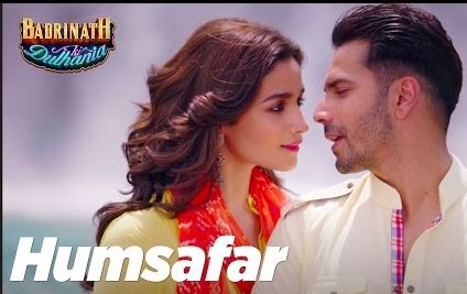 Humsafar lyrics
