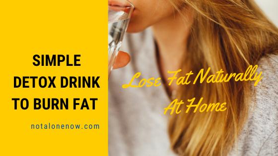 Lose Fat Naturally At Home