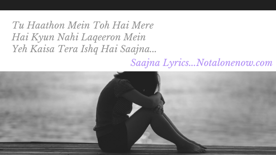 Saajna Lyrics