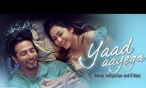 yaad aayega lyrics