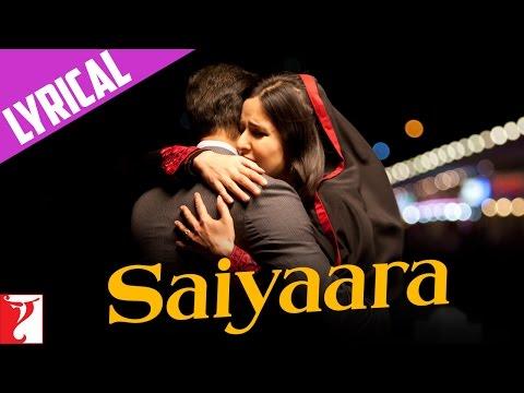 saiyaara song lyrics