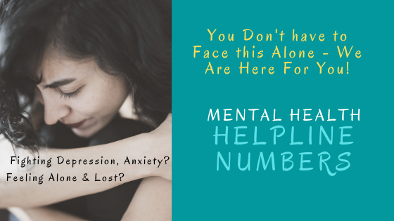 Mental Health Helpline/Hotline