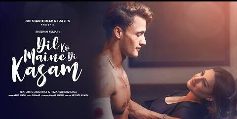 Dil KO maine di kasam lyrics