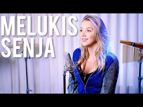 Melukis Senja cover song Lyrics