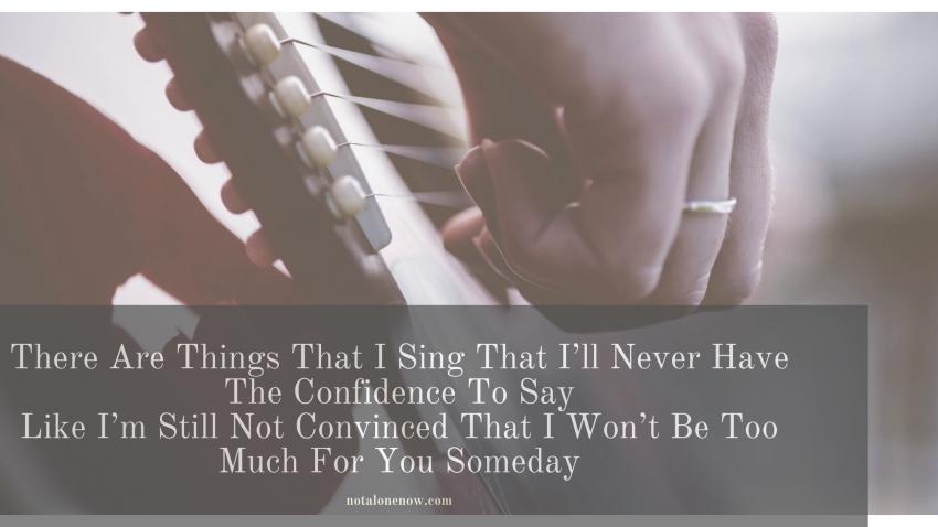 Line By Line Lyrics