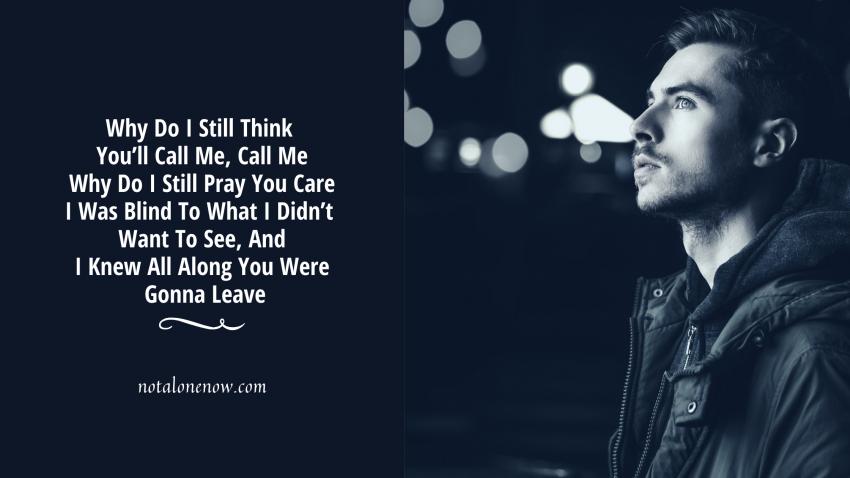 Wish You'd Miss Me Lyrics