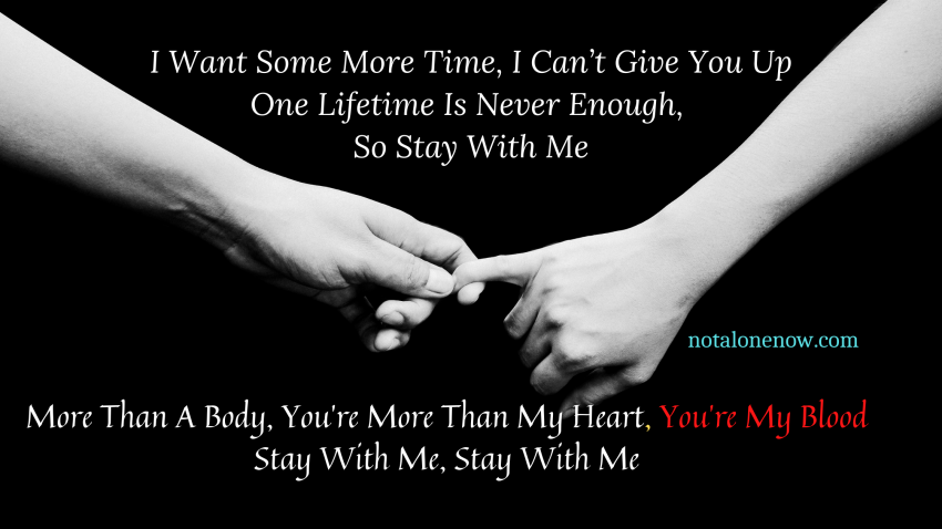 stay close lyrics