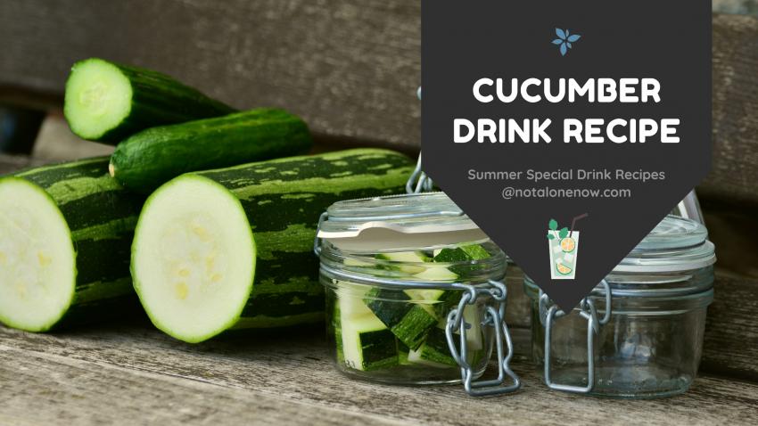 Cucumber Drink Recipe