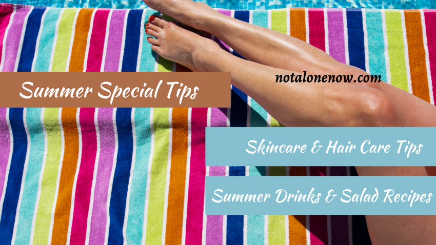 Summer Special Health Care Tips
