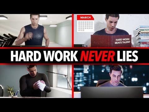 hard work never lies lyrics
