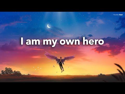 I am my own hero