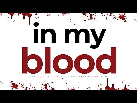 In My Blood Lyrics