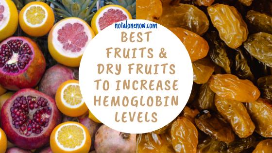 Best Fruits & Dry Fruits To Increase Hemoglobin